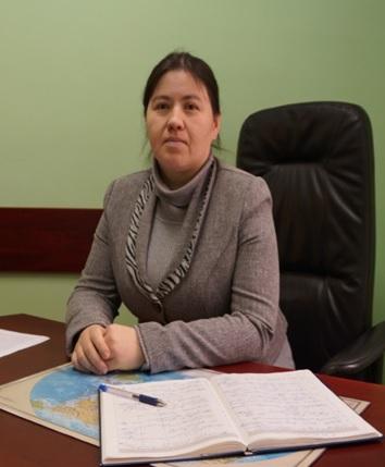 Юрист Гульфира Исламовна